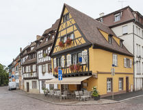 Old town of Colmar Stock Image