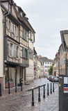 Old town of Colmar Stock Photos