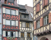 Old town of Colmar Royalty Free Stock Photography