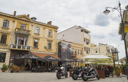 Old Town in Constanta, Romania Royalty Free Stock Photo