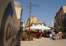 Old Town in Constanta, Romania Stock Images