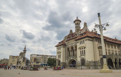 Old Town in Constanta, Romania Stock Photography