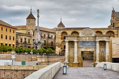 Old Town of Cordoba in Spain Royalty Free Stock Image