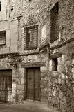 Old Town Of Cuenca (Spain) Royalty Free Stock Images