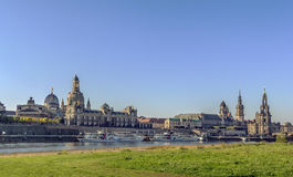 Old town of Dresden,Saxony,Germany Stock Image