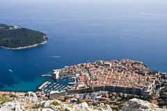 Old town Dubrovnik Stock Photo