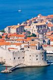 The Old Town of Dubrovnik Royalty Free Stock Image
