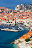 The Old Town of Dubrovnik Royalty Free Stock Photography