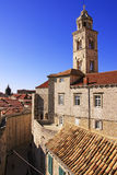 Old town of Dubrovnik Royalty Free Stock Photography