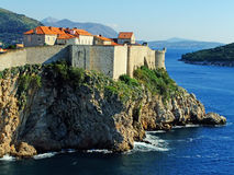 Old town of Dubrovnik, Croatia Royalty Free Stock Photo