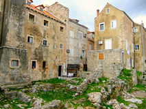 Old town of Dubrovnik, Croatia Royalty Free Stock Photography