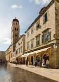 Old Town, Dubrovnik, Croatia Royalty Free Stock Photo