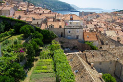 Old Town in Dubrovnik Royalty Free Stock Photography