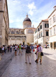 Old Town Dubrovnik Royalty Free Stock Photography