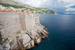 Old Town Dubrovnik Royalty Free Stock Images