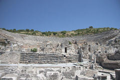 Old Town of Ephesus. Turkey Stock Images