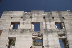 Old Town of Ephesus. Turkey Stock Photo