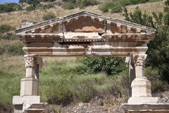 Old Town of Ephesus. Turkey Stock Photo