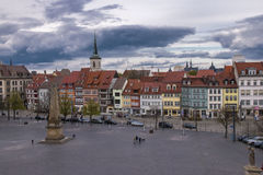 Old Town in Erfurt, Germany Royalty Free Stock Photography