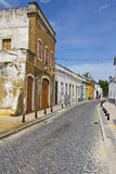 Old town in Faro Royalty Free Stock Photos