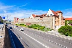 Old town fortress, Bratislava Stock Photos