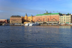 The Old Town - Gamla Stan Stock Photography
