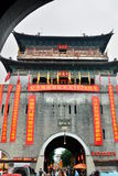 Old town gate. Luoyang. Henan, China Royalty Free Stock Photos