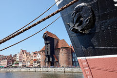 Old Town of Gdansk Royalty Free Stock Photography