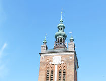 Old Town of Gdansk. Royalty Free Stock Photography