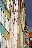 Old town in Gdansk Poland Royalty Free Stock Images
