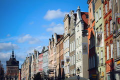 Old Town Gdansk, Poland. Royalty Free Stock Image