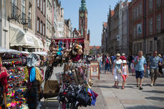 Old Town. Royalty Free Stock Photography
