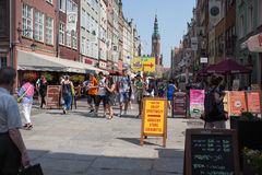Old Town. Royalty Free Stock Images