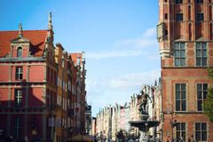 Old Town Gdansk, Poland. Royalty Free Stock Photography