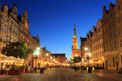 Old town Gdansk, Poland Stock Photo