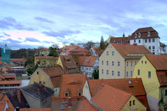 Old town Germany Stock Image