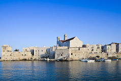 Old town of Giovinazzo, Apulia, Italy Stock Photo