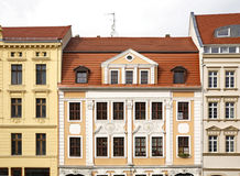 Old town in Gorlitz. Germany.  Stock Photography