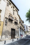 Old town of Granada Stock Photography