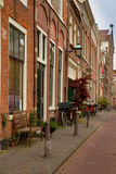 Old town, Haarlem, Holland Royalty Free Stock Photography