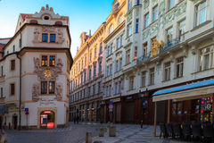 Old Town Hall with Astronomical Clock, Prague Royalty Free Stock Photos
