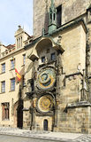 Old Town Hall and Astronomical Clock Royalty Free Stock Images