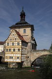 Old town hall in Bamberg Stock Photos