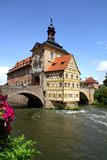 Old Town Hall Bamberg Royalty Free Stock Images