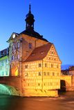 Old Town Hall in Bamberg, Bavaria Stock Photos
