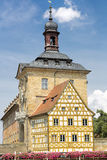 Old town hall in Bamberg, Germany Stock Photos