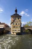 Old Town Hall in Bamberg, Germany. Stock Image