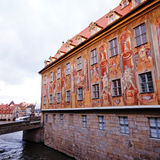 The Old Town Hall of Bamberg(Germany) Stock Photos