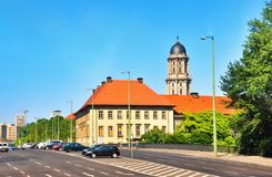 Old Town Hall, Berlin Stock Image