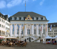 Old Town Hall of Bonn, Germany Stock Photos